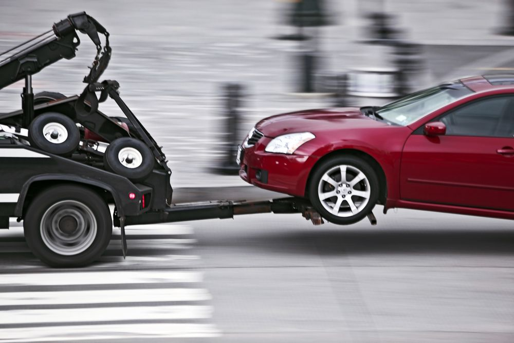 Can a Body Corporate Tow?